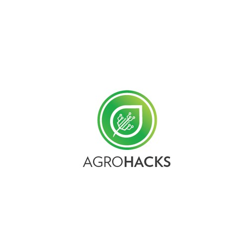 Logo for agriculture apps
