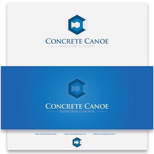 Design a innovative logo for a concrete furniture business