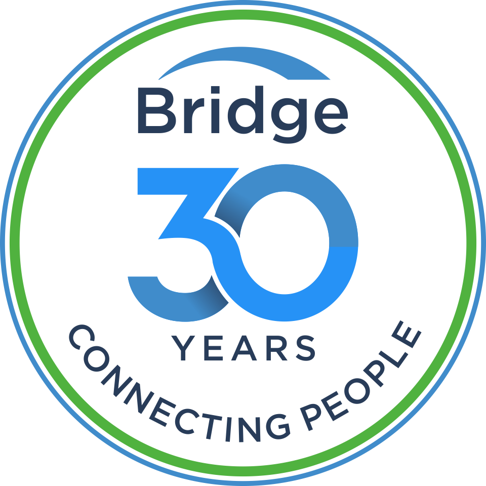 Bridge needs a 30 Year anniversary logo