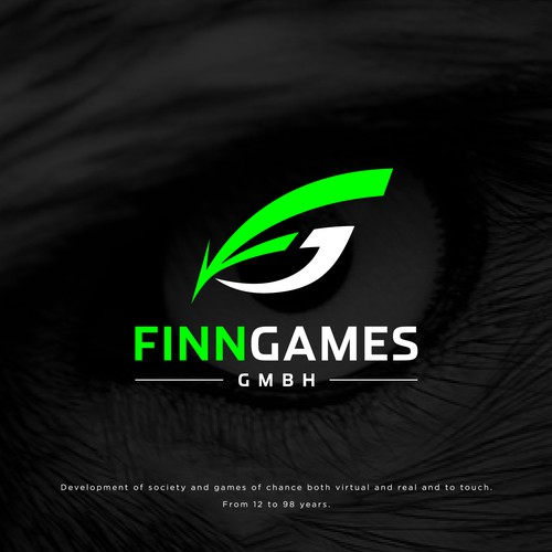 Logo Concept for FinnGames