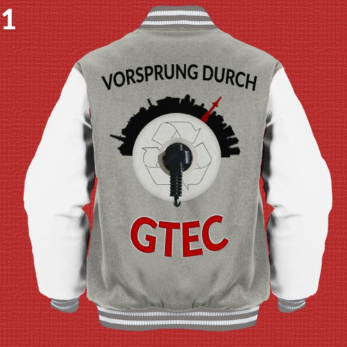 Jacket design for the outdoor event