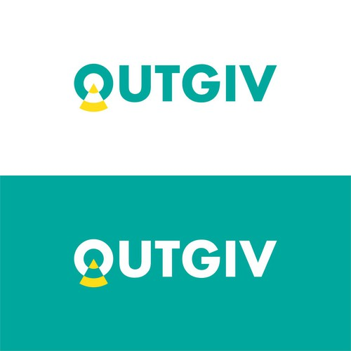Logo concept for Outgiv
