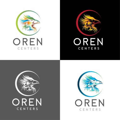 In contest Design a powerful and attractive logo for OREN Centers