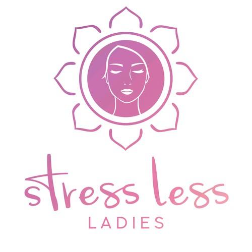 Logo for coaching company for women.