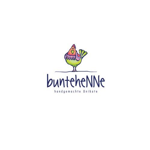 Logo bunteheNNE