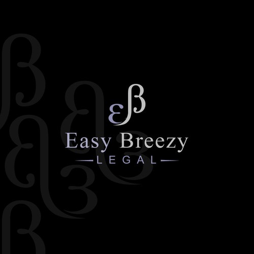 luxurious logo for law firm