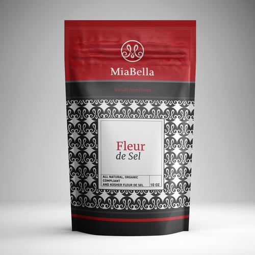 Packaging Sea Salt