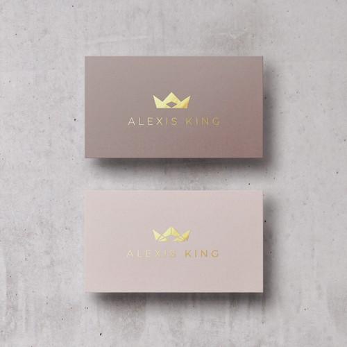 Logo for a jewelry designer