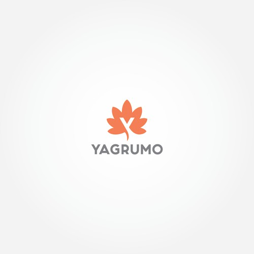 Clever logo concept for Yagrumo