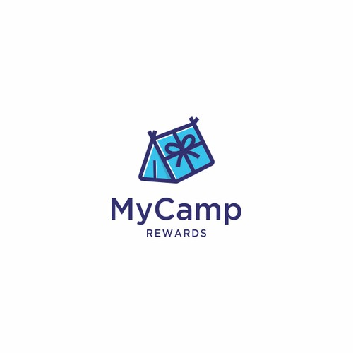 MyCamp Rewards needs attemption grabbing logo