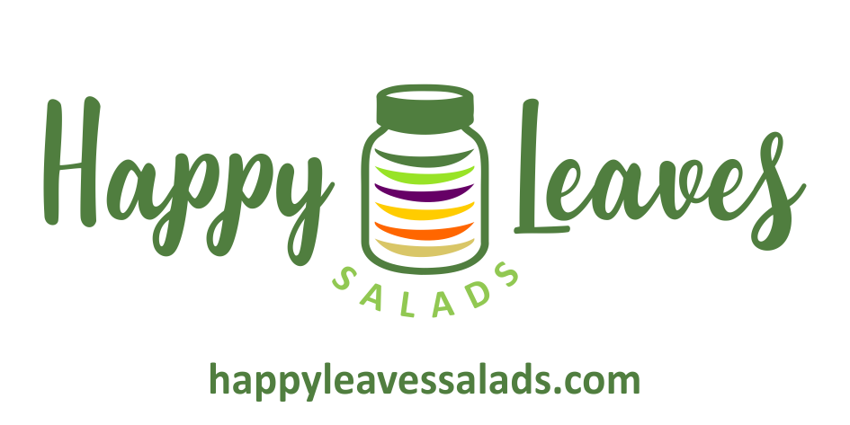 Happy Leaves Salads Infographic