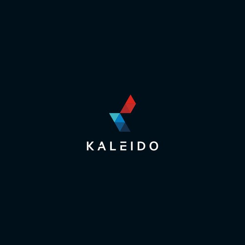 logo design for kaleido