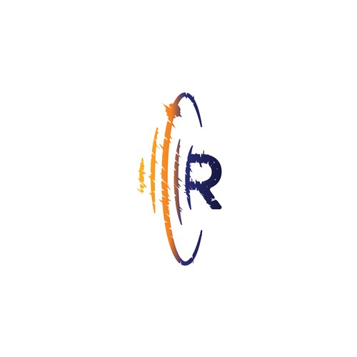 Logo concept for Ripple Studio.