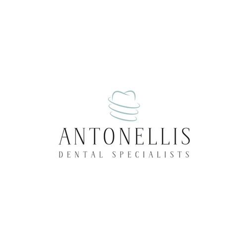 Logo concept for dental office
