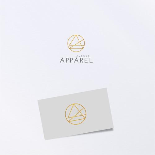 Apparel Avenue Logo Design