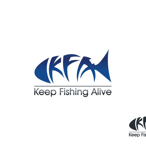 New logo wanted for Keep Fishing Alive _ KFA