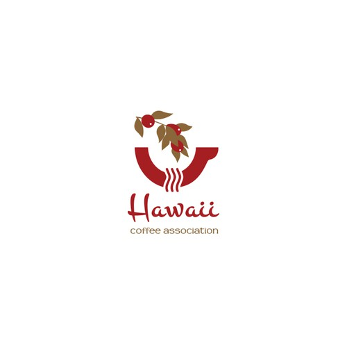 Coffee + Hawaii! What could be better? Design a memorable logo for the Hawaii Coffee Industry