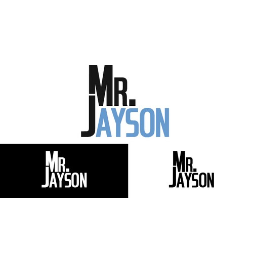 Mr Jayson needs a new logo