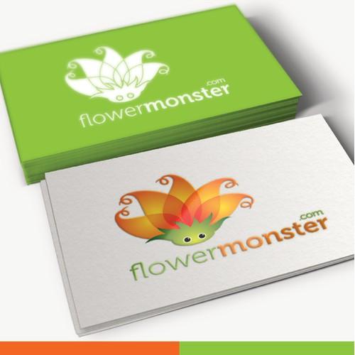 logo for FlowerMonster.com