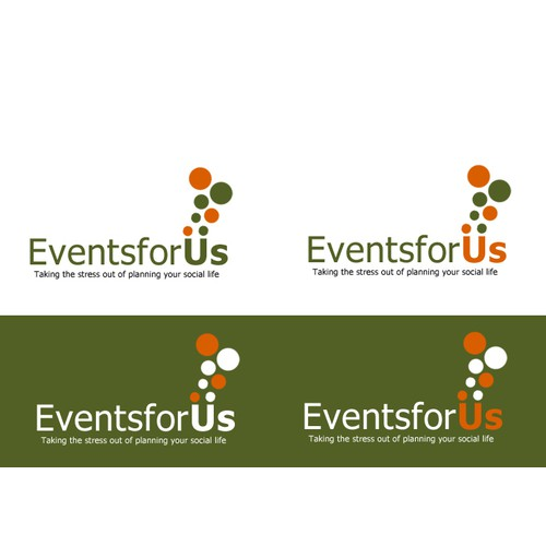 Events for Us needs a new logo