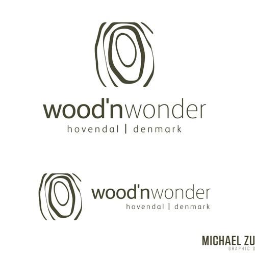 Wood'n Wonder  -  hovendal / denmark Branding
