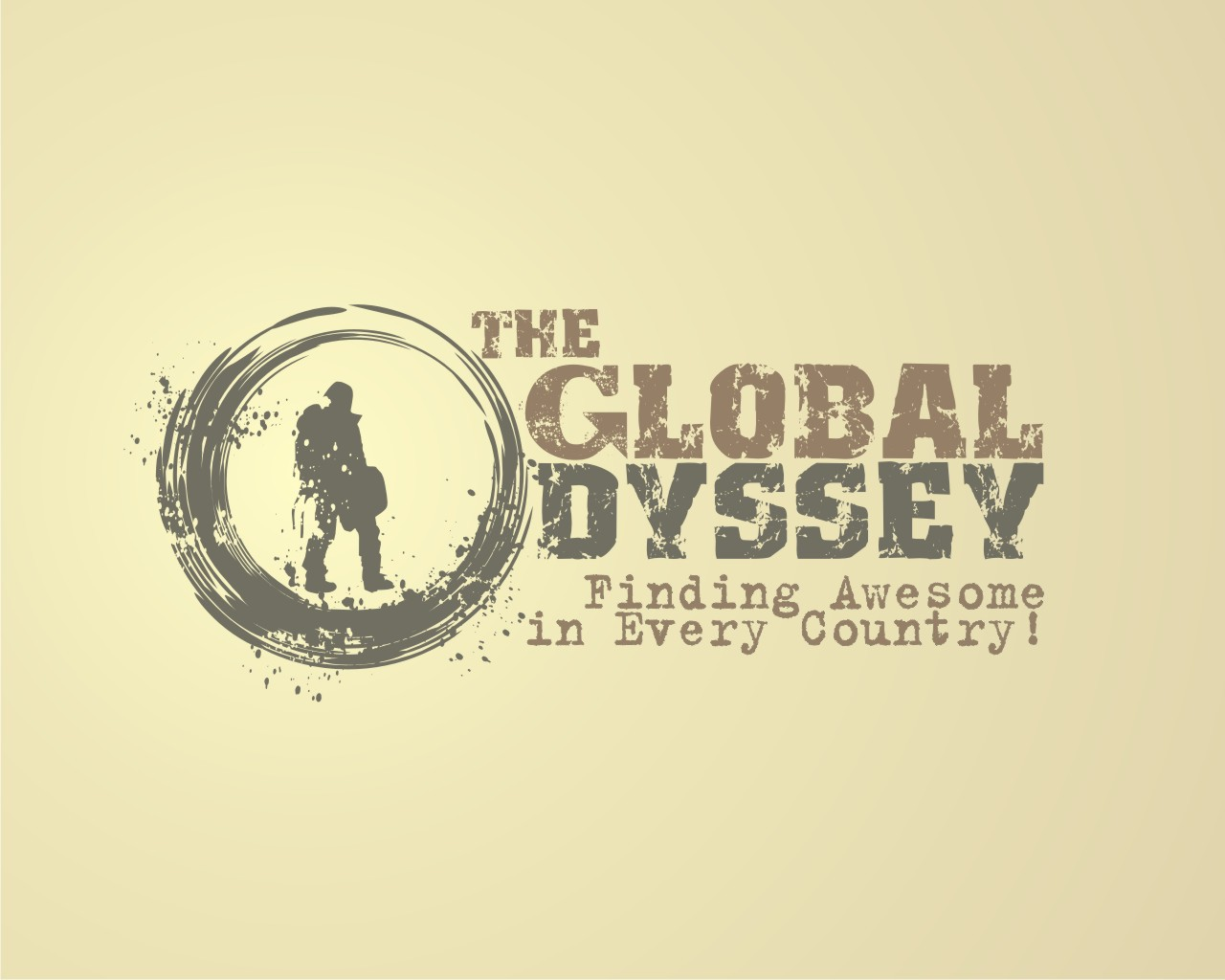 logo for the Global Odyssey