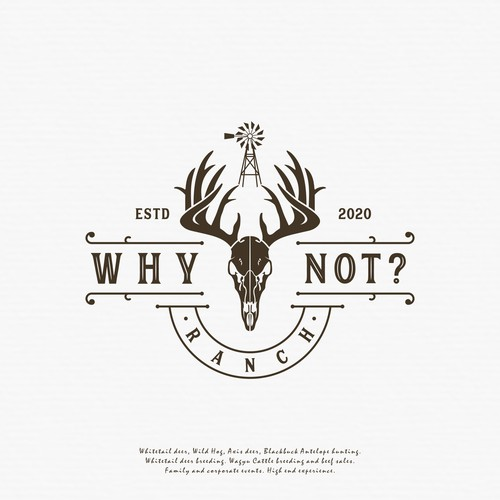 WHY NOT? RANCH