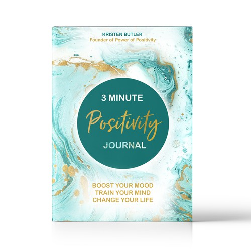 Book for Positivity Journal