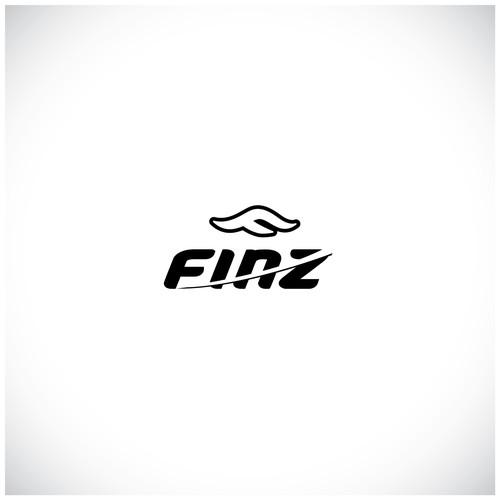 Create a 'fin'tastic brand for a new surfboard fin company.