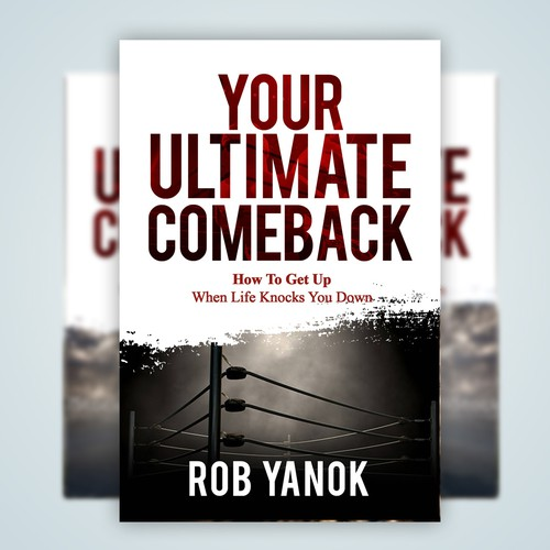 "Book Cover ""Your Ultimate Comeback"""