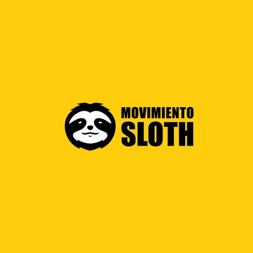 Sloth Logo.