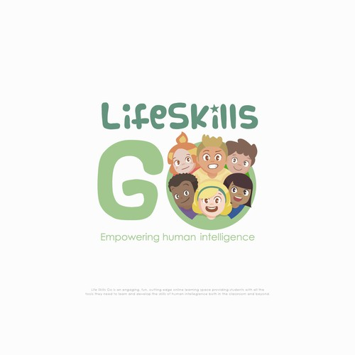 Logo for LifeSkillsGo