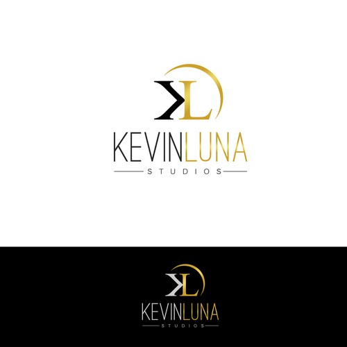 "GUARANTEED IT! - ""Kevin Luna Studios"" -  Logo/ Business Card Design"