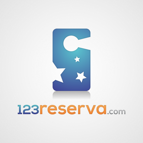 Create a winning and atractive logo for 123reserva.com!