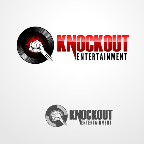 Help Knockout Entertainment  with a new logo