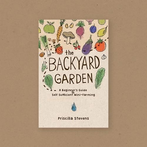 The Backyard Garden Book Cover