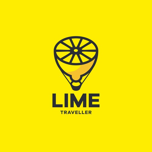 Lime Traveler Logo