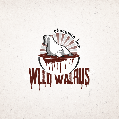 logo design for WILD WALRUS