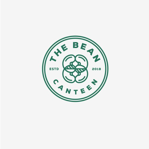 Logo Concept for The Bean Canteen