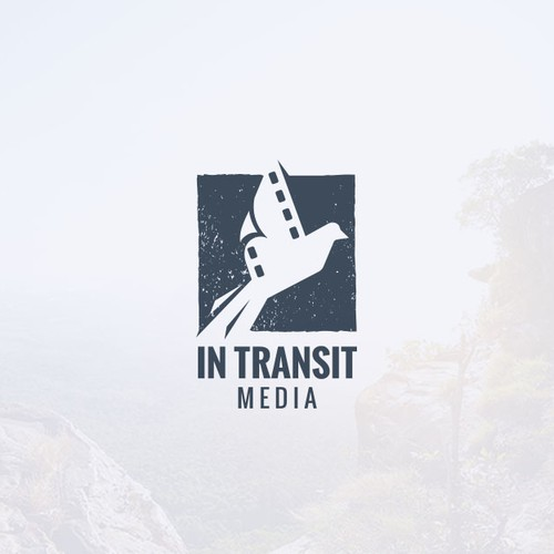 Logo for In Transit.