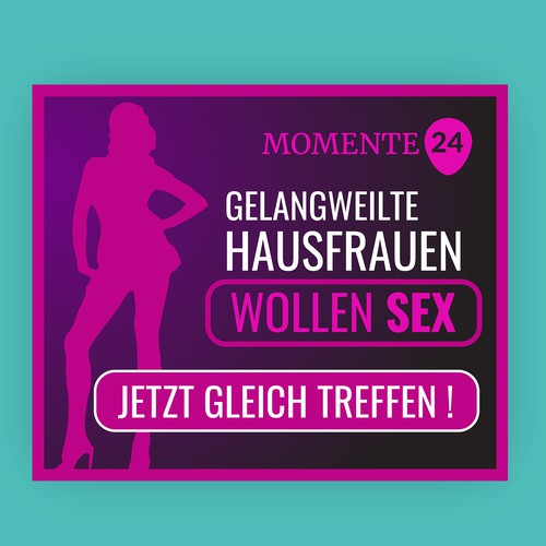 Dating Service Banner Ad Design