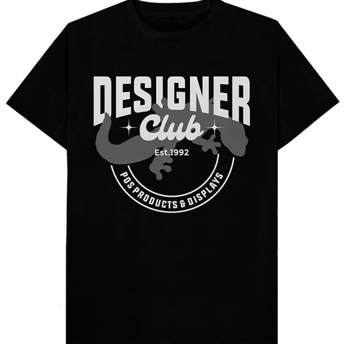 Designer club t-shirt contest