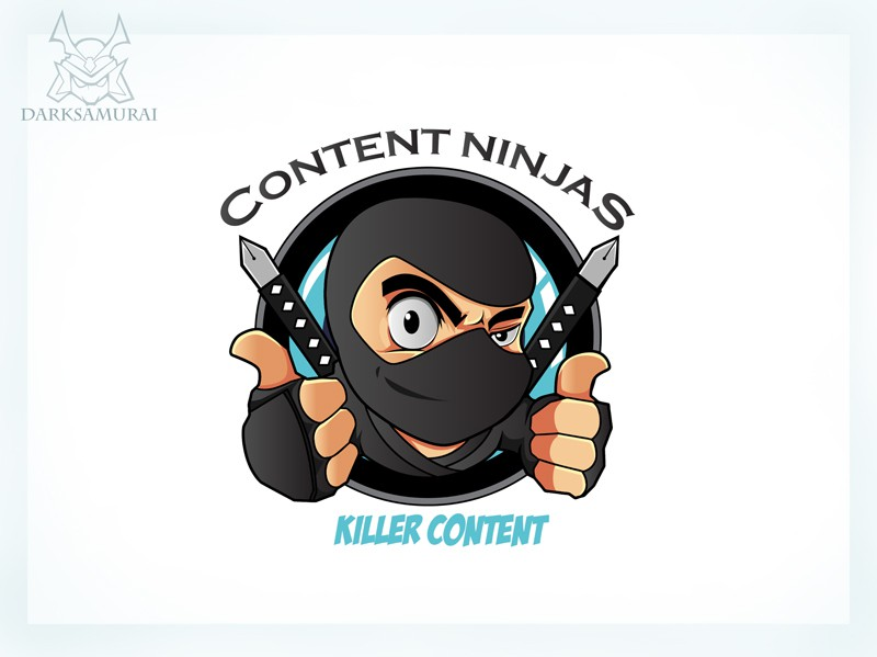 logo for Content Ninjas