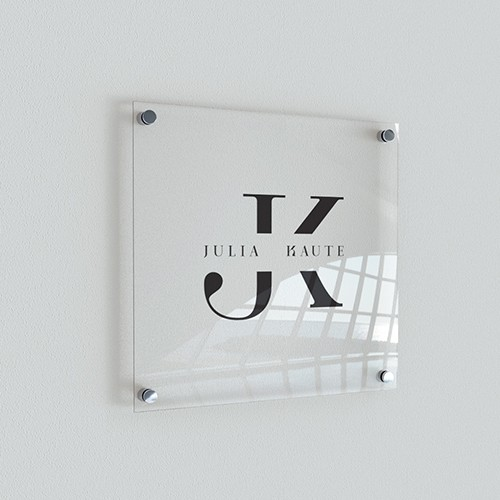 Professional Entrepreneurial Logo for Julia Kaute