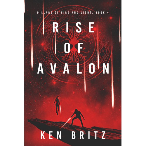 Rise of Avalon -book cover-
