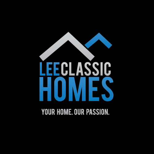 Lee Classic Homes needs a new logo and business card