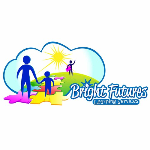 Bright Futures Learning Services  needs a new logo