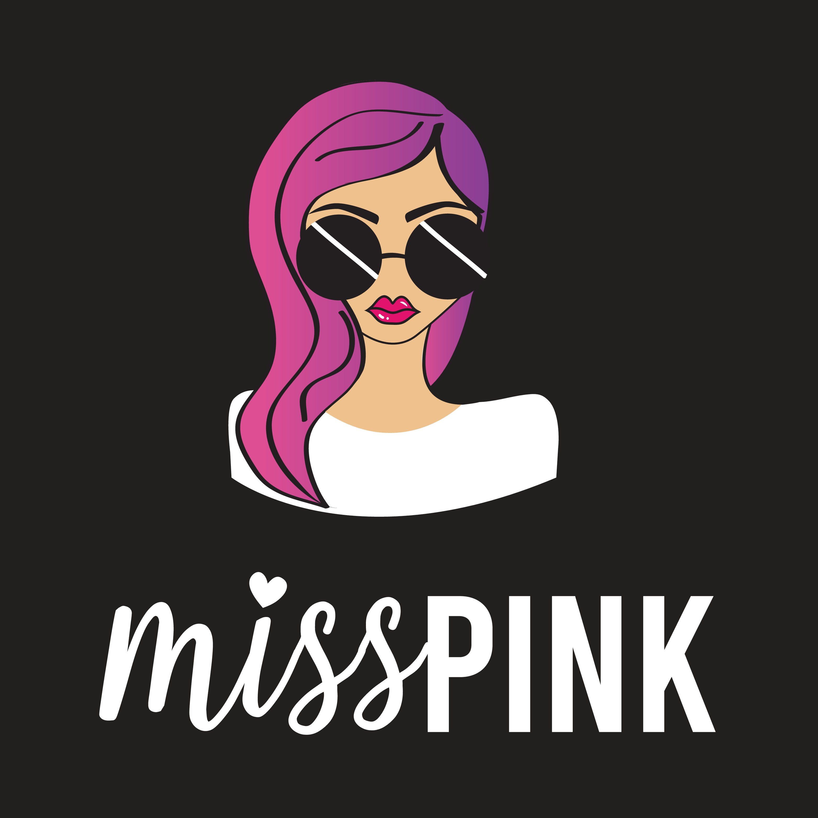 Miss Pink Branding