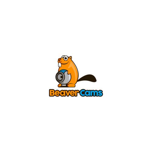 logo concept for Beaver Cams
