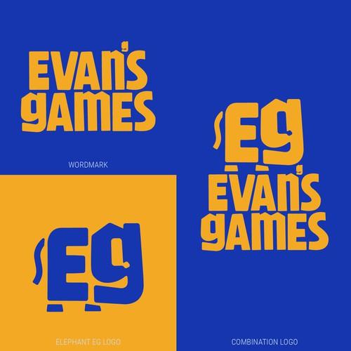 Evan's Games Logo